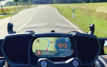 Bosch mySPIN, les motos vont enfin avoir leur écran connecté