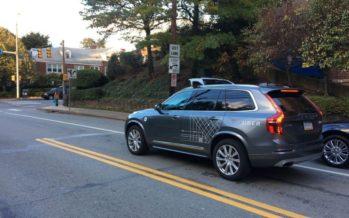 Uber lance ses voitures autonomes à l'assaut des rues de San Francisco