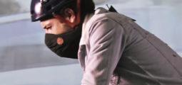 Un foulard connecté pour s'affranchir de la pollution des villes