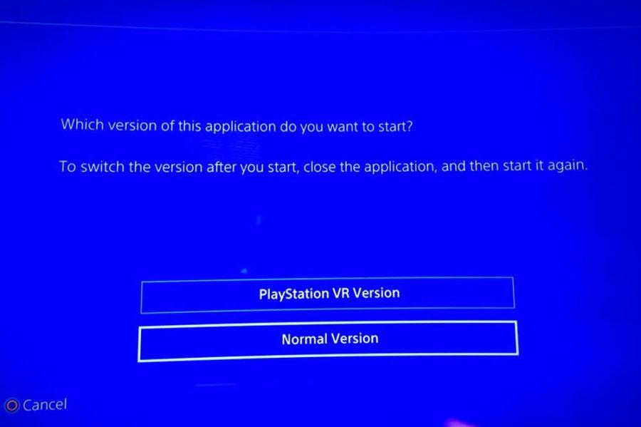 Mise à jour appli YouTube PlayStation 4 contenu vidéos 360 degrés réalité virtuelle