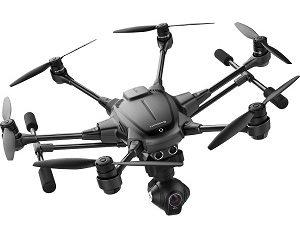 yuneec typhoon h comparatif des drones