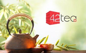 42tea : l'accessoire connecté pour préparer le thé parfait