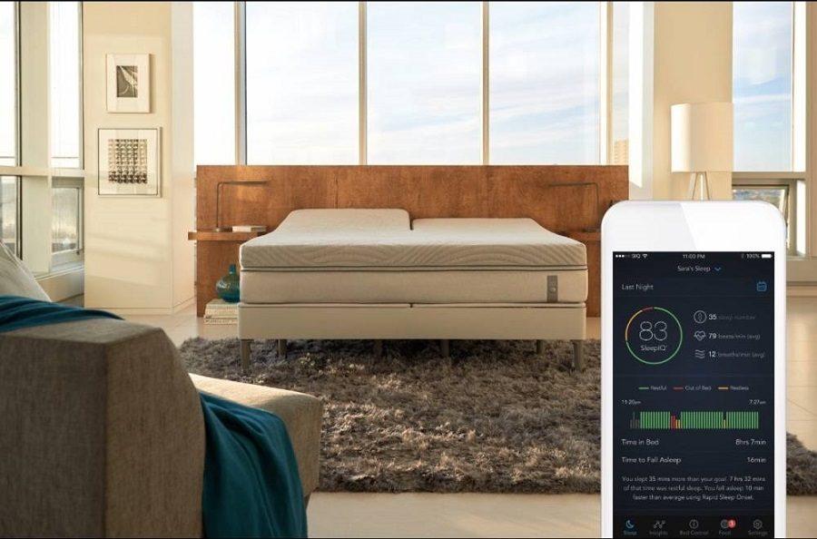 360 smart bed ronflement ces 2017
