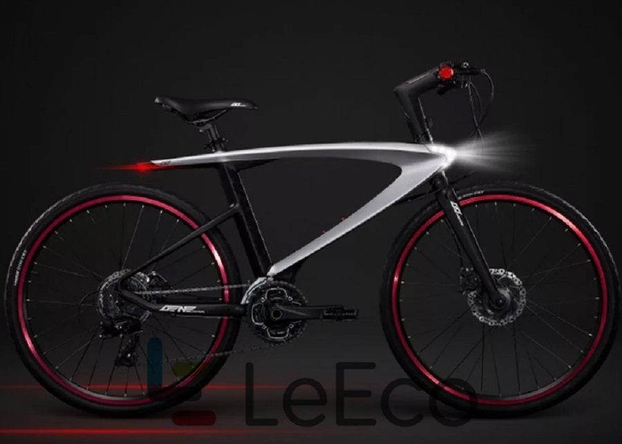 smart bike LeEco ces 2017