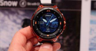 casio wsd f20 montres gps