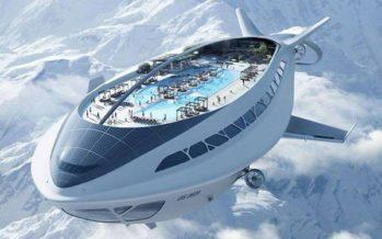 Dassault travaillerait sur un vaisseau de croisière volant