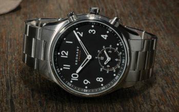 Deux ans d'autonomie pour les montres hybrides de Kronaby