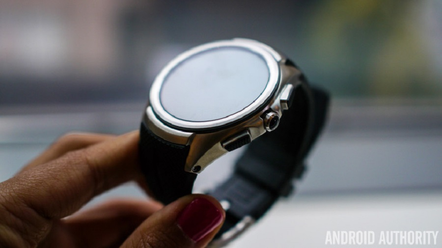 LG Watch Sport Style Android Wear 2.0