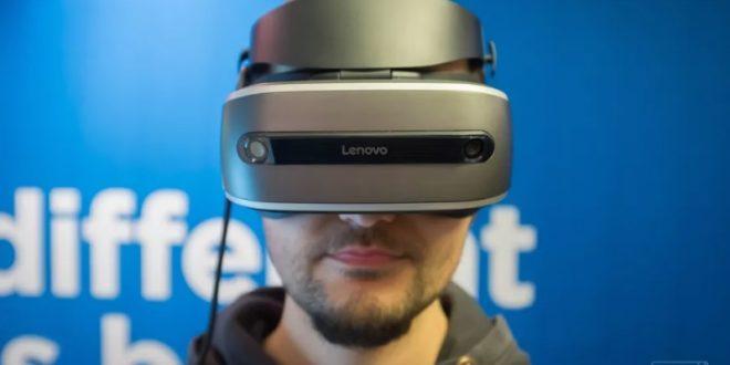 lenovo réalité virtuelle