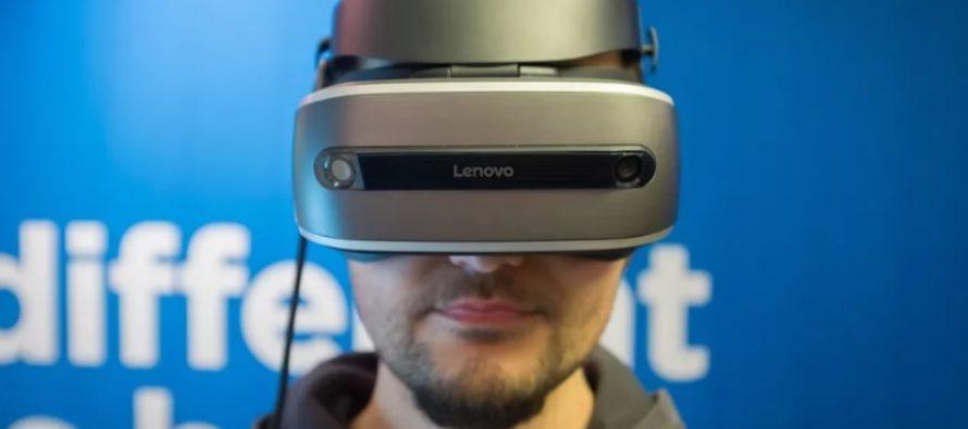 CES 2017 : Lenovo veut lancer un casque de réalité virtuelle à moins de 400 dollars