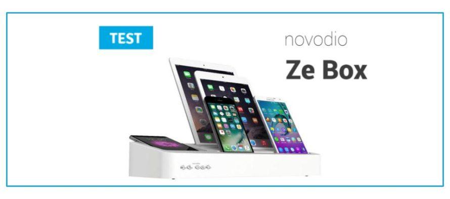 [TEST] Novodio Ze Box : Une station ingénieuse aux performances hasardeuses