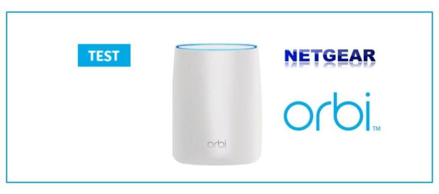[TEST] Netgear Orbi : Le routeur Tri-Band connecté qui satellisera votre débit