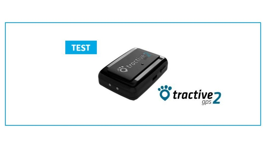 test tractive gps 2 animaux