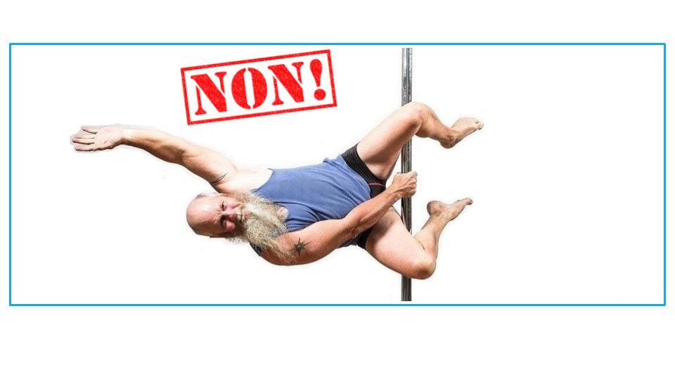smart pole pole dance connectée