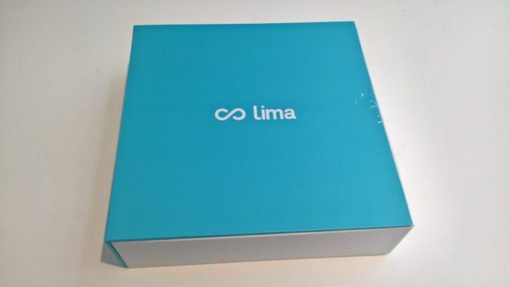 TEST Unboxing Personal Cloud Boîte Bleue contenu Lima Ultra