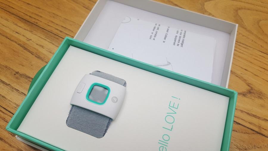 Unboxing Notice Boîtes Thermomètre connecté Fii Smart