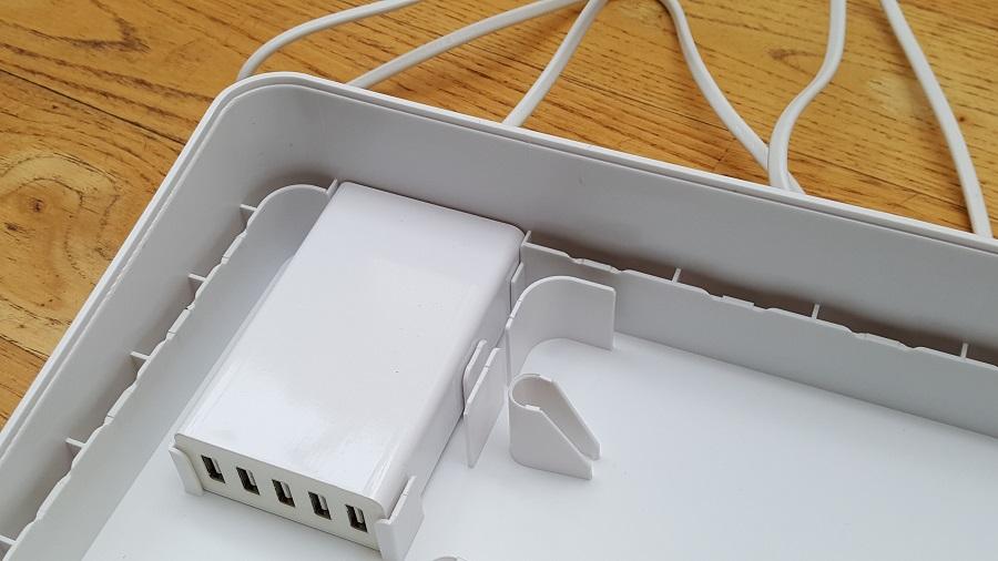 test ze box novodio utilisation chargeur usb bloc d'alimentation