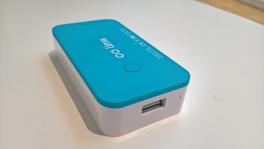 TEST Unboxing Boîtier Lima Cloud Personnel port USB