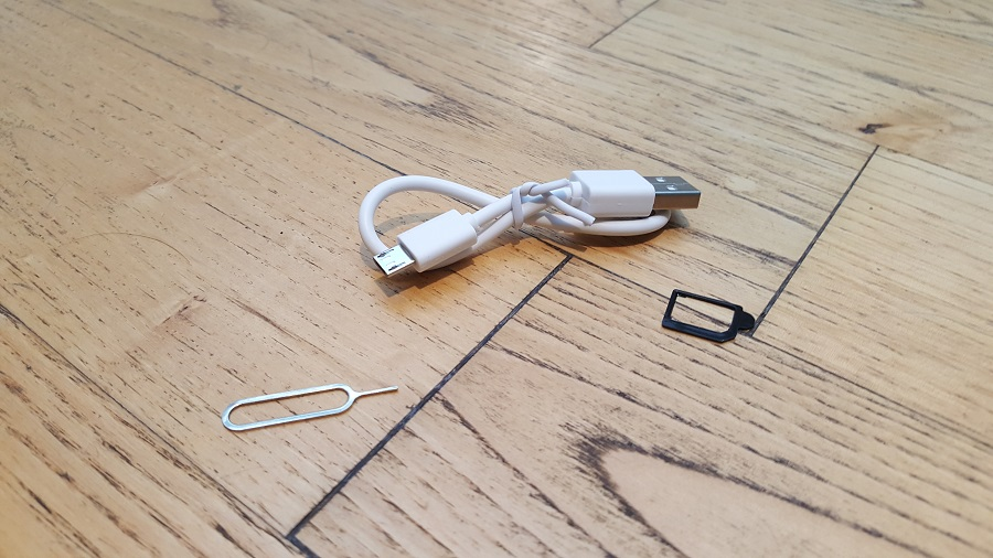 Test Unboxing Oui Duo Plus Sim Adaptateur USB