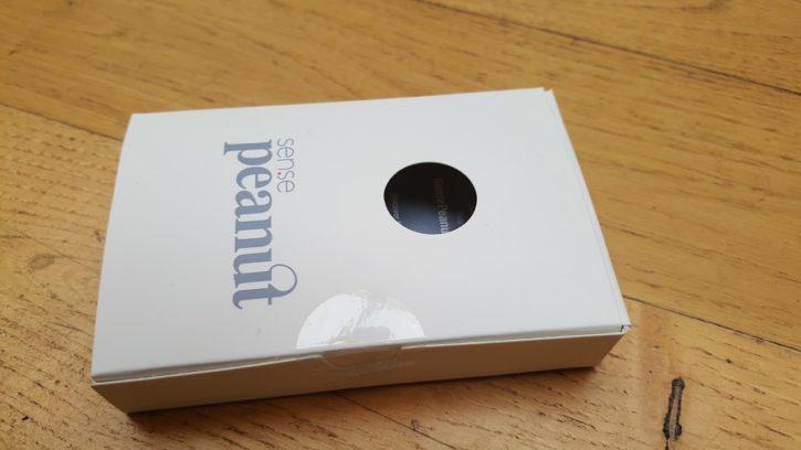 Test Unboxing Thermopeanut boîte grise notice d'utilisation