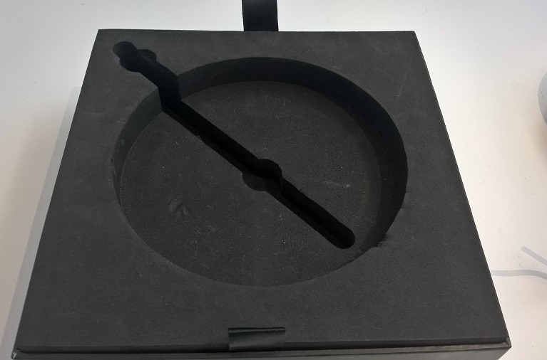 Test Unboxing Emplacement Beoplay A1