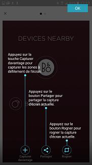 Test application explication Android BO&O A1 enceinte connectée