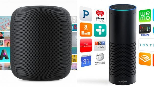 apple homepod vs amazon echo