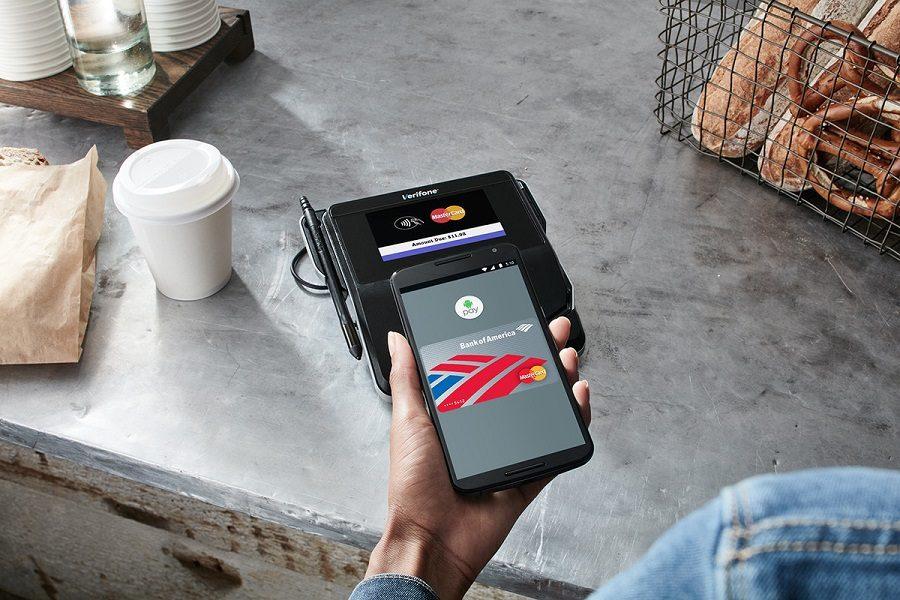 android pay futur du paiement