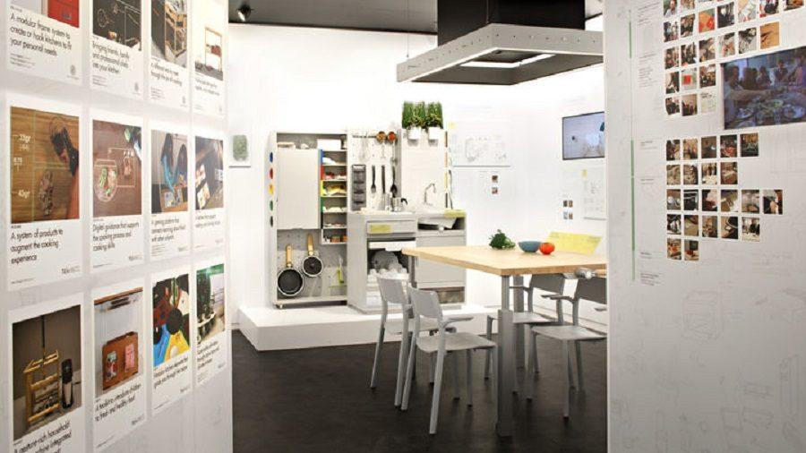 cuisine connectée futur domotique