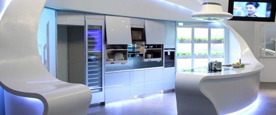 C 39 est quoi une cuisine connect e on vous explique tout for Salle de bain du futur