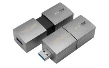 CES 2017 : Kingston dévoile la plus grande clé USB au monde