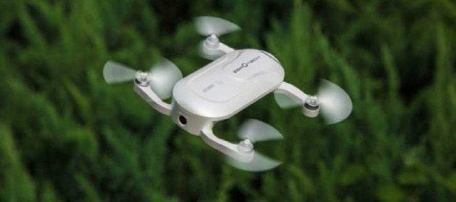 CES 2017 : Dobby, le drone poids plume de haute qualité