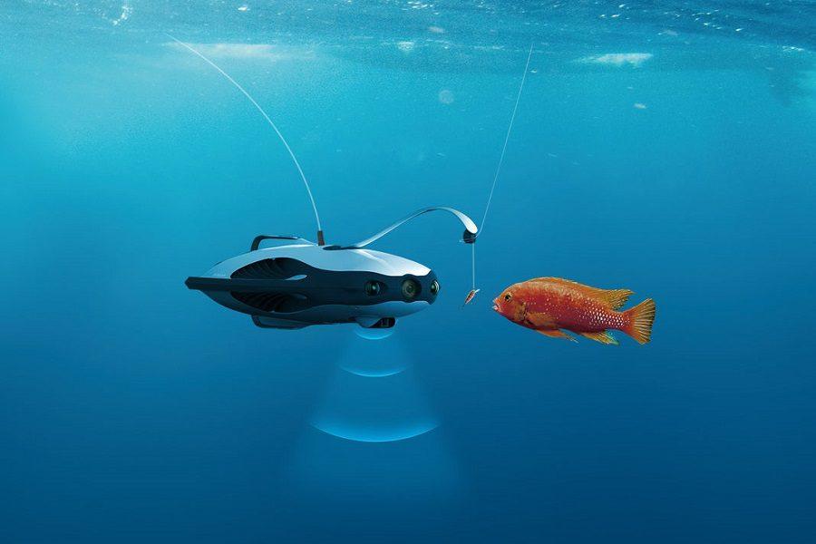 drone pêcheur ces 2017