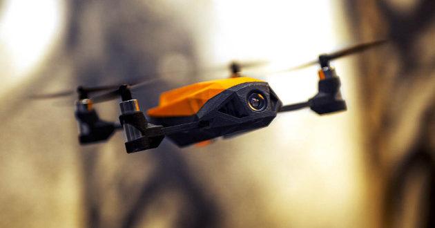 nano racer mini drone