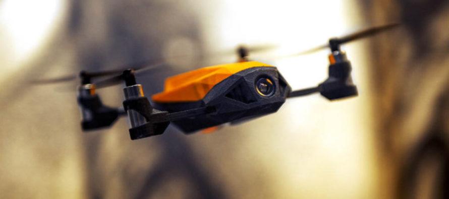 CES 2017 : Nano Racer, un drone de course à moins de 200 euros