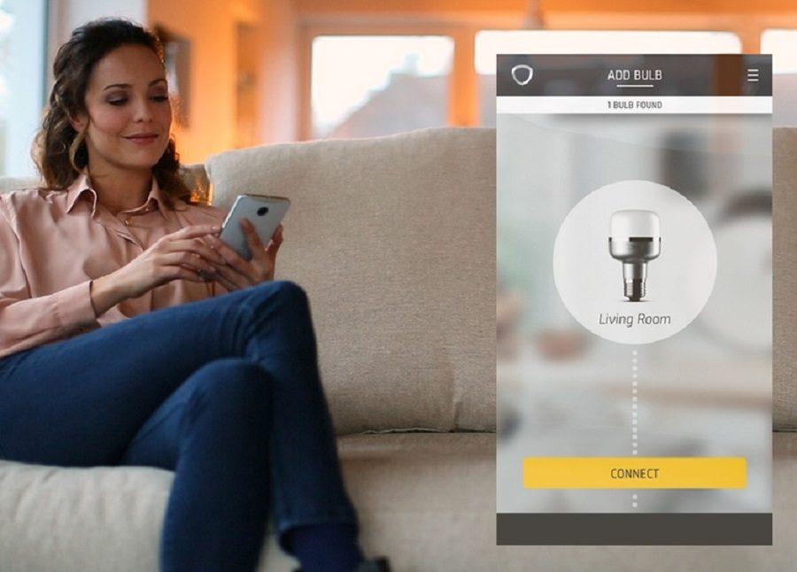 comfylight ampoule sécurité domotique