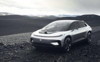 CES 2017 : Faraday Future dévoile la FF91, la «tesla-killer»