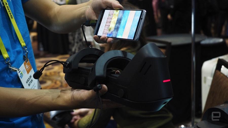 taclim réalité virtuelle
