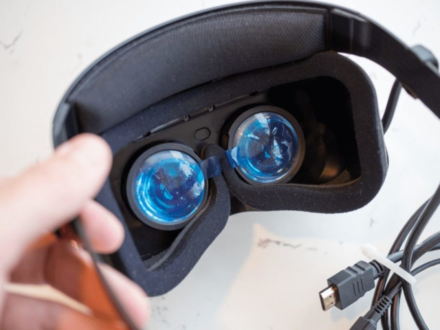 lenovo réalité virtuelle ces 2017
