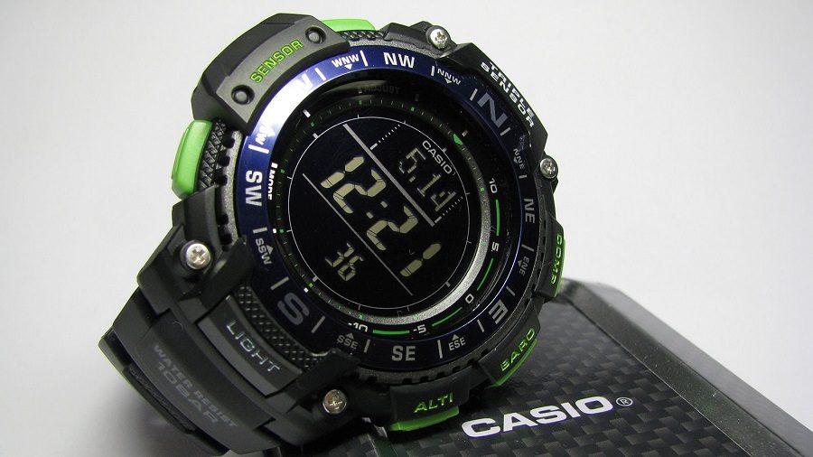 acheter populaire 45d17 4dd2e Quelle est la meilleure montre altimètre disponible sur le ...
