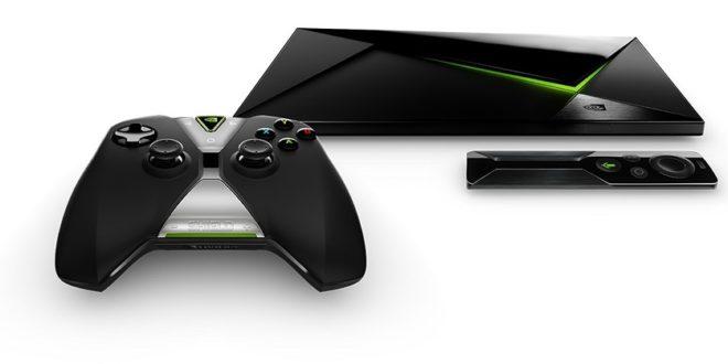 ces 2017 nvidia spot shield tv console nvidia shield