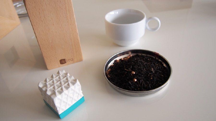 42tea objet connecté thé