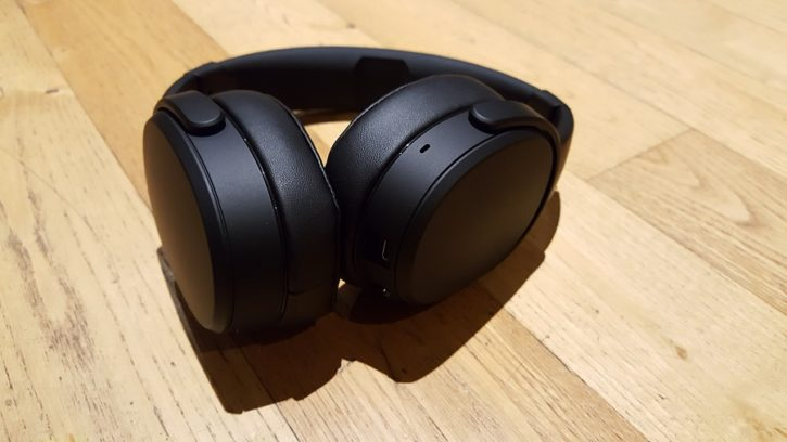 test skullcandy crusher wireless design ergonomiecasque bluetooth connecté
