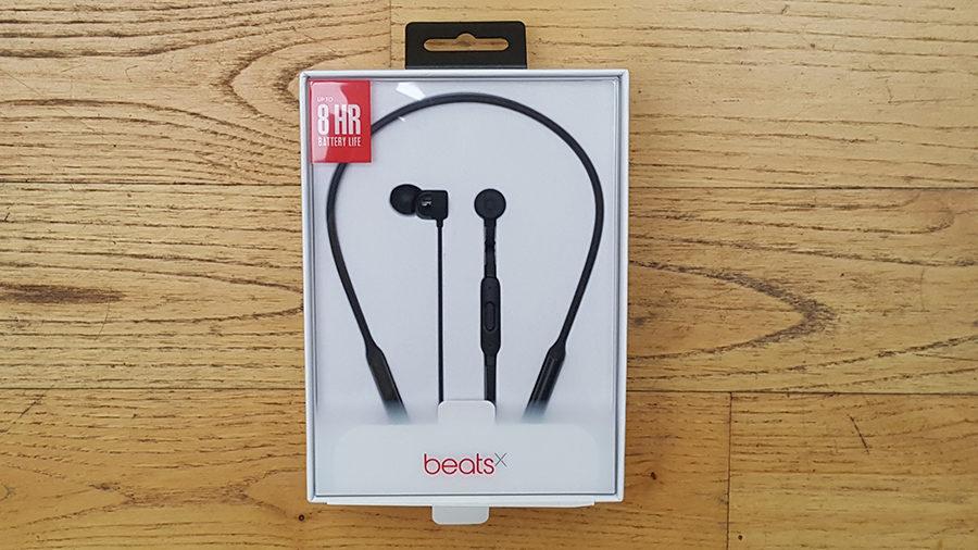 Test écouteurs bluetooth BeatsX unboxing