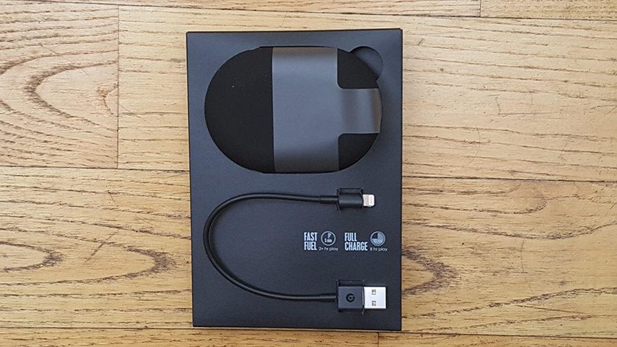 Test BeatsX mousse chargeur