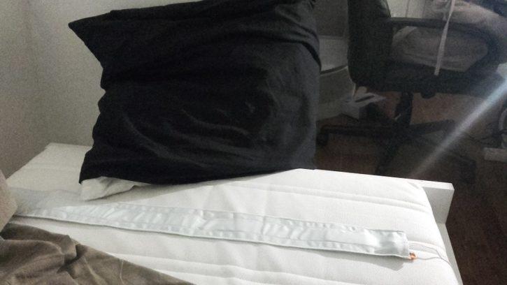test beddit 3 sleep tracker utilisation matelas