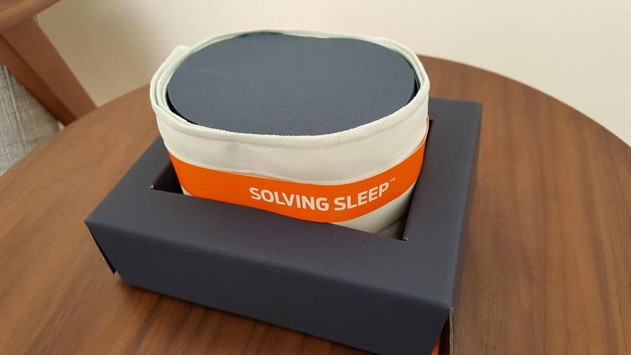 test bedit sleep tracker unboxing présentation