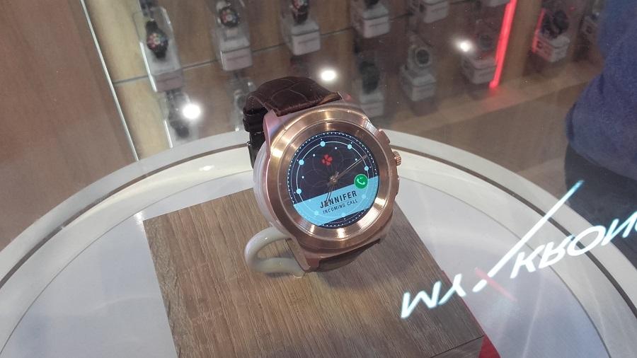 zetime mykronoz montre connectée hybride mwc 2017 salon