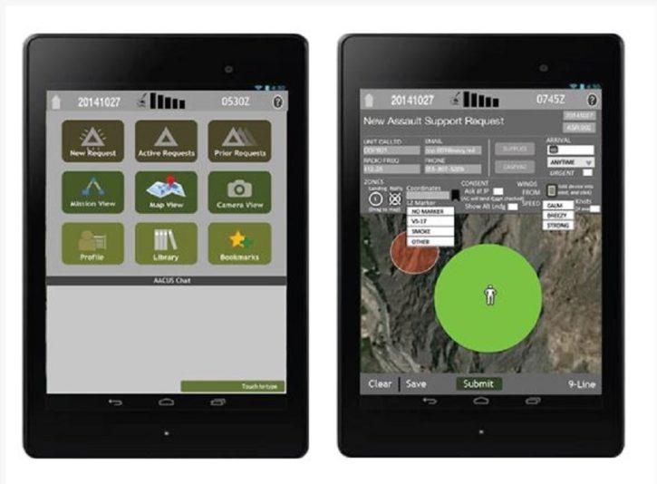 news vidéo appli tablette TALOS
