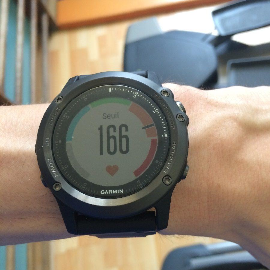 fenix 3 montre sport connectée